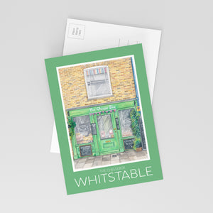 Set of 9 Contemporary Whitstable Postcards