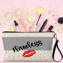 Load image into Gallery viewer, Flawless! Make Up Bag
