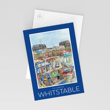 Load image into Gallery viewer, Set of 9 Contemporary Whitstable Postcards