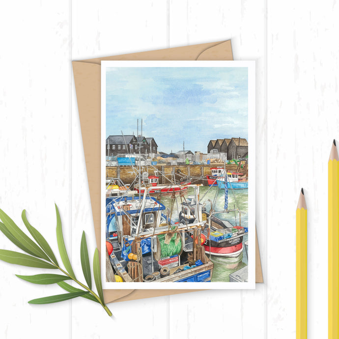 Whitstable Greetings Cards