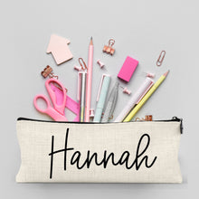 Load image into Gallery viewer, Personalised Pencil Case