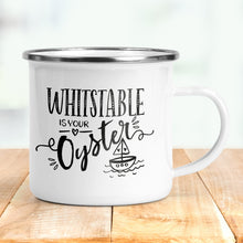 Load image into Gallery viewer, Whitstable Enamel Mug