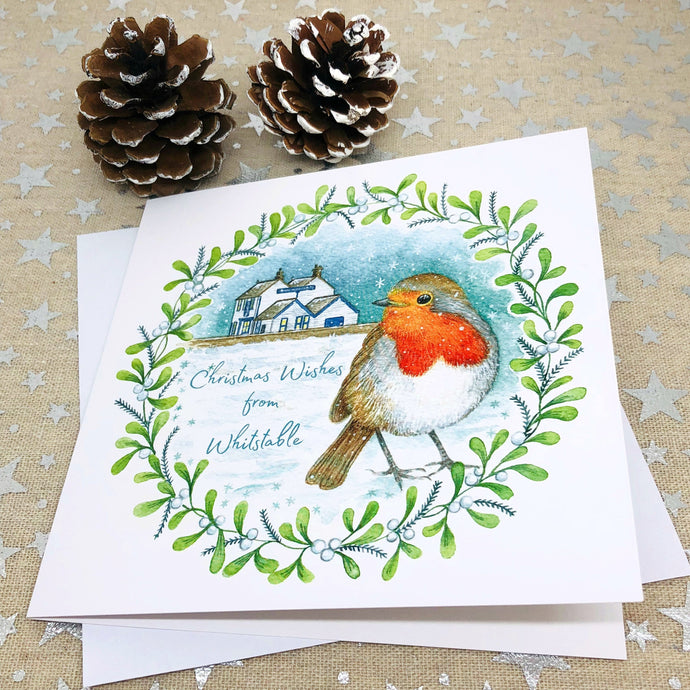 Whitstable Christmas Cards