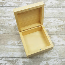 Load image into Gallery viewer, Fox Jewellery Box - I Love You To The Moon & Back