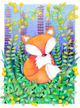 Load image into Gallery viewer, Mr Fox Greetings Card