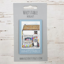 Load image into Gallery viewer, Whitstable Fridge Magnet