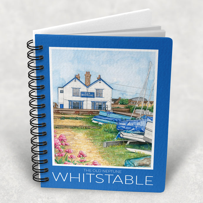 Whitstable A5 Lined Notebooks