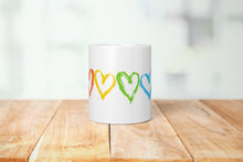 Load image into Gallery viewer, Rainbow Pride Mug