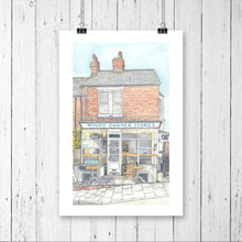 Load image into Gallery viewer, Whitstable A4 Framed Prints
