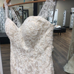 Load image into Gallery viewer, Lace Ivory with lace straps