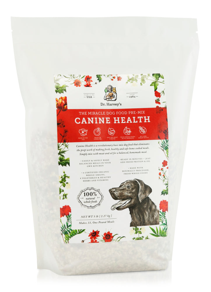 Dr. Harvey's - Canine Health