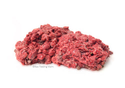 raw feeding miami, Ground Beef Lung