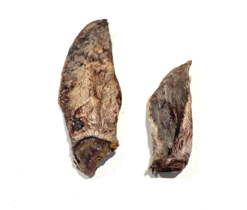 Dehydrated Goat Ears
