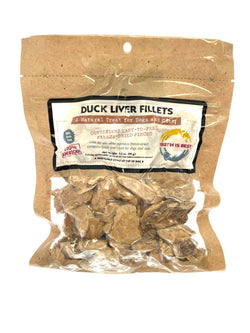Freeze Dried Duck Liver