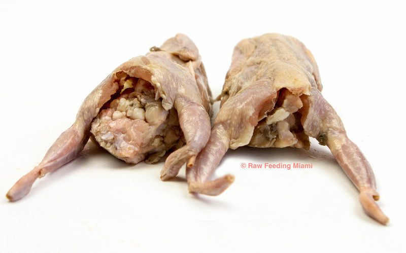 Quails Stuffed with Green Tripe