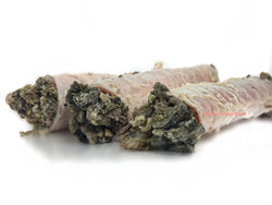raw feeding miami, Beef Trachea stuffed with Green Tripe