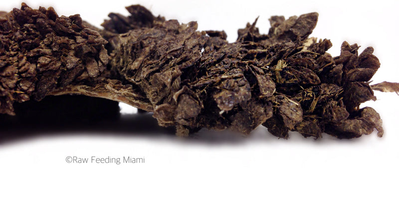 raw feeding miami, Dehydrated Beef Green Tripe Chips