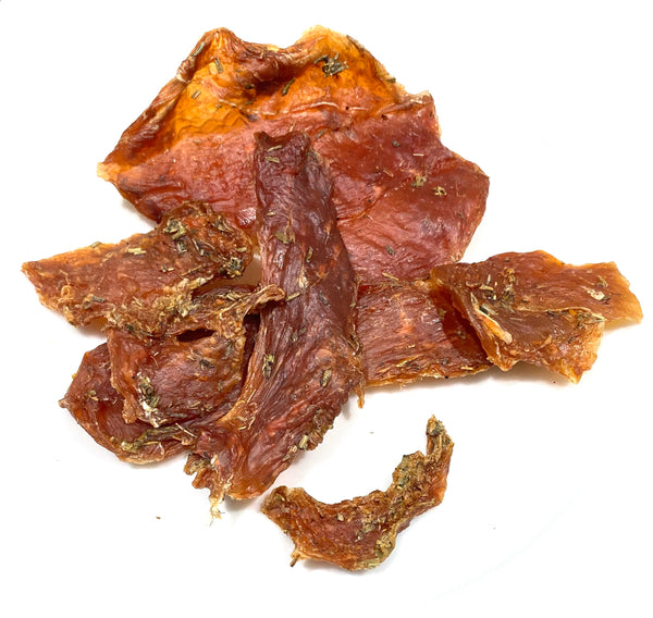 Dehydrated Pheasant Jerky