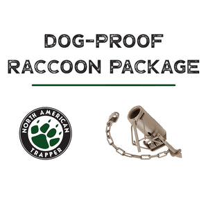 NAT Dog-Proof Raccoon Predation Package