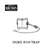 Duke #110 Body Grip Trap