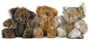 Fur Teddy Bears Starting @ $250