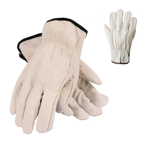 Leather Trapping Gloves