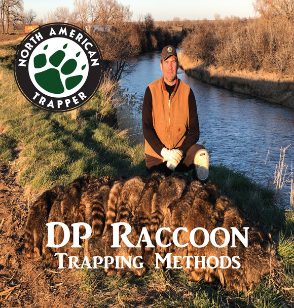 NAT DP Raccoon Trapping DVD
