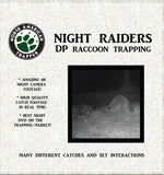 NAT Night Raiders ~ Raccoon Trapping DVD