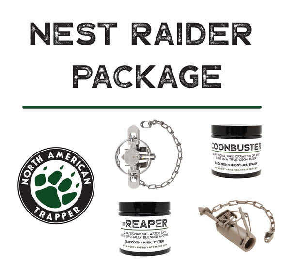 NAT Nest Raider Predation Package