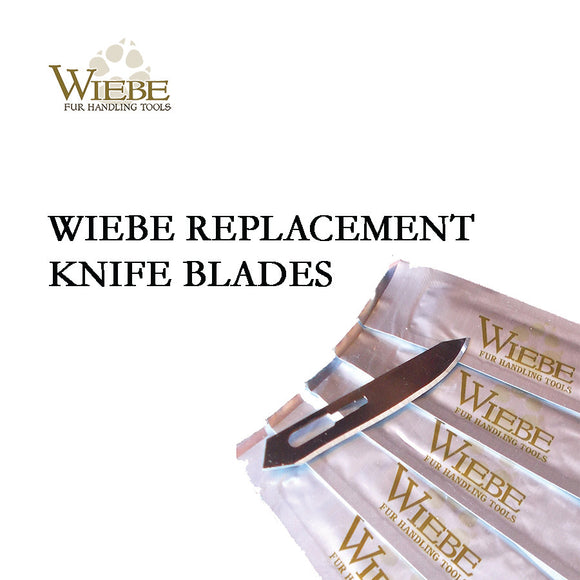 Wiebe Wicked-Sharp Replacement Blades