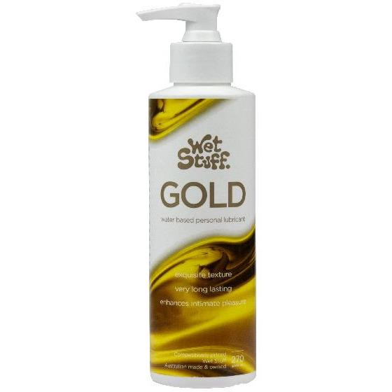 Wet Stuff Gold 270g Pump