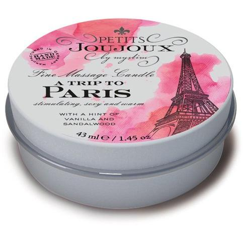 Petits JouJoux Massage Candle Paris 43ml