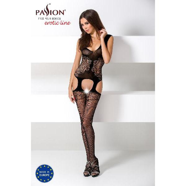 Bodystocking BS046 Black