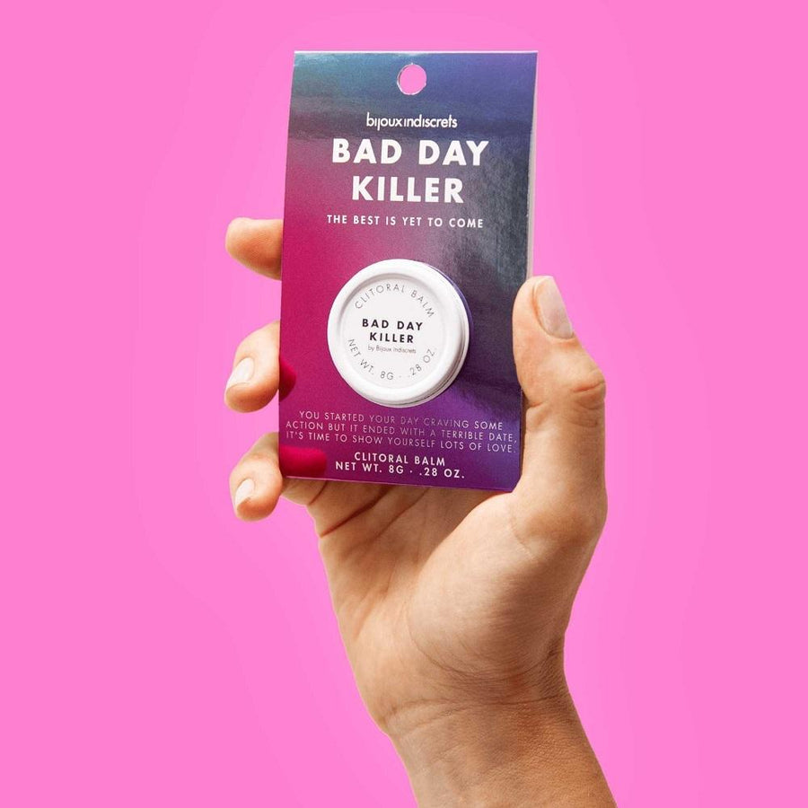 BIJOUX INDISCRETS CLITHERAPY BALM BAD DAY KILLER
