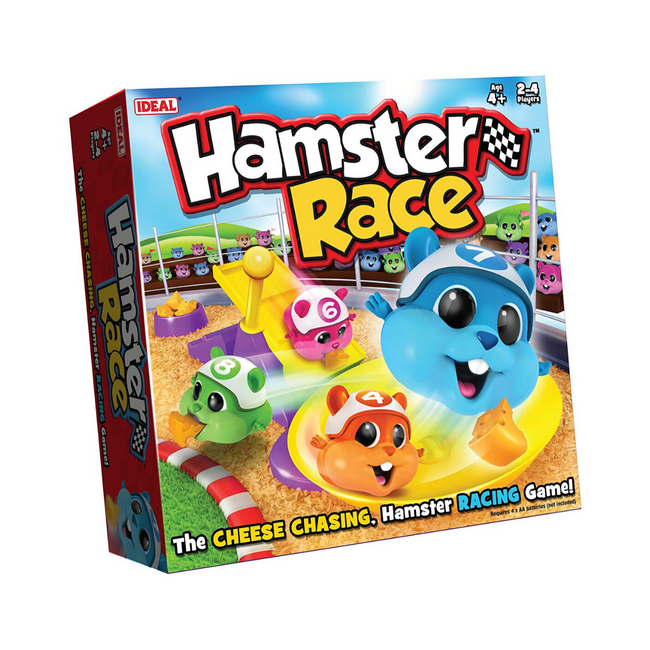 Hamster Race - Zoblo.be