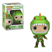Afbeelding in Gallery-weergave laden, Fortnite Rex - Funko Pop! #443 - Zoblo.be