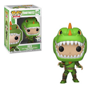 Fortnite Rex - Funko Pop! #443 - Zoblo.be