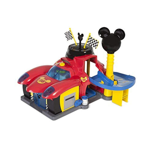 Disney Mickey and the Roadster Racers - Mickey's Garage - Zoblo.be