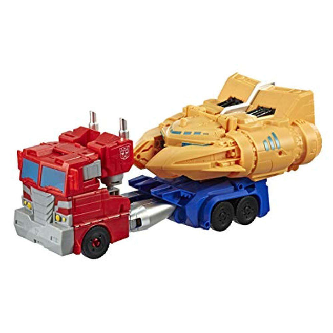 Transformers Cyberverse Power Of The Spark - Optimus Prime - Zoblo.be