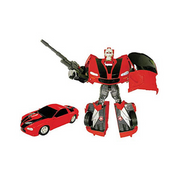 Transformers Autobot Camaro - Rood - Zoblo.be