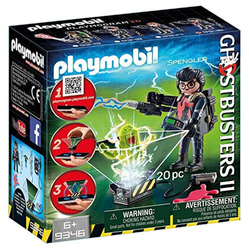 PLAYMOBIL Ghostbusters Egon Spengler - 9346 - Zoblo.be