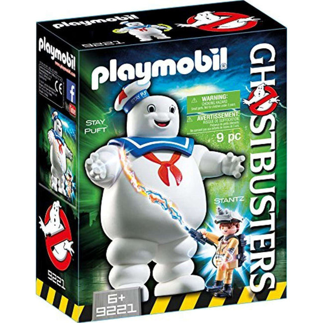 PLAYMOBIL Stay Puft Marshmallow Man - 9221 - Zoblo.be