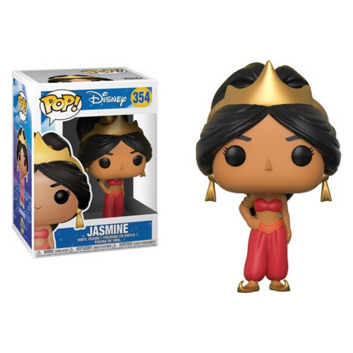 Disney Jasmine - Funko POP! - #354 - Zoblo.be