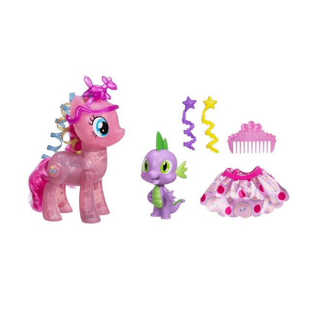 My Little Pony - Pinkie Pie - Birthday Surprise - Zoblo.be