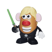 Mr. Potato Head - Luke Frywalker - 12 onderdelen - Zoblo.be