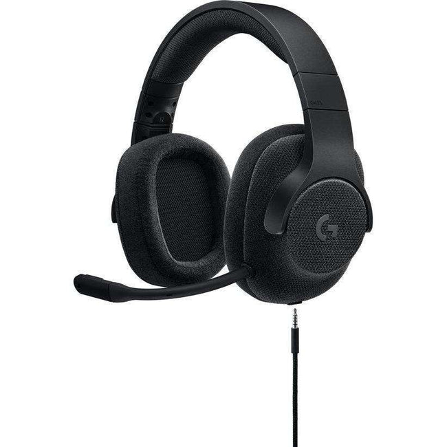 Logitech G433 - 7.1 Surround Gaming Headset Zwart - Zoblo.be