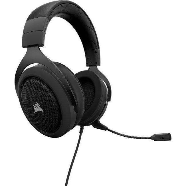 Corsair HS60 Surround Gaming Headset - Carbon - Zoblo.be