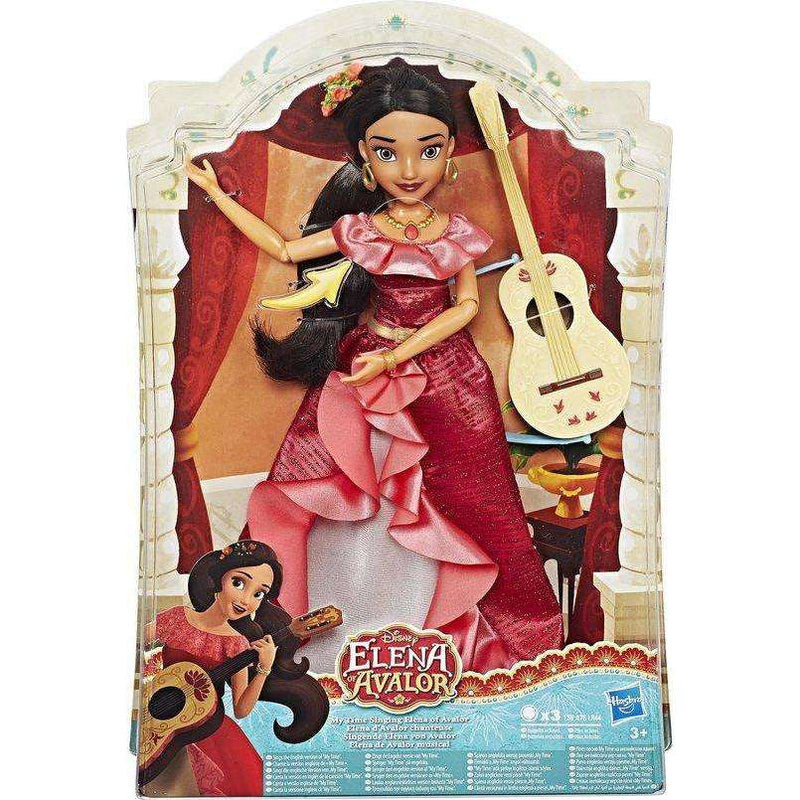 Disney Princess Zingende Elena Van Avalor - Zoblo.be
