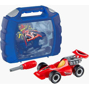 Hot Wheels Grand Prix Monteurskoffer Met Auto - Zoblo.be