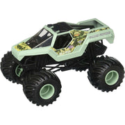 Hot Wheels Monster Jam Monstertruck Soldier Fortune - 19cm - Zoblo.be